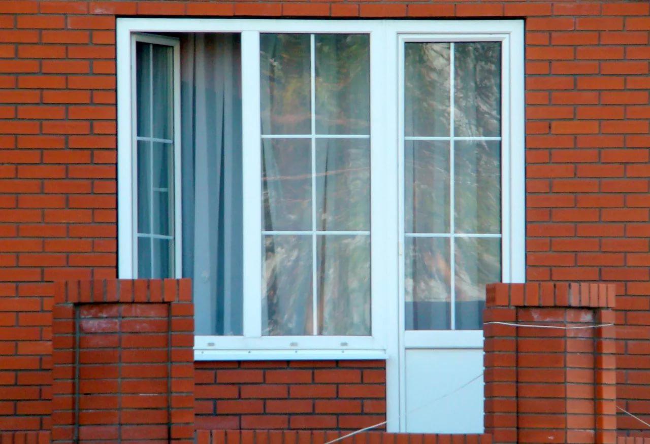 Балконные блоки.